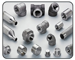 Stainless & Duplex Steel Forged fitting
