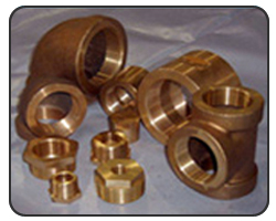 Nickel & Copper Alloy Forged fitting